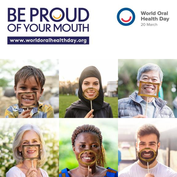 WOHD21 Be Proud of Your Mouth media release